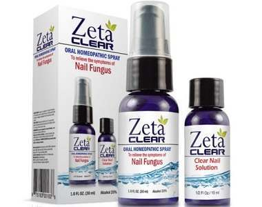 ZetaClear Review - For Combating Nail Fungal Infections