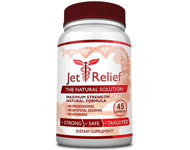 Consumer Health Jet Relief Review- For Relief From Jetlag