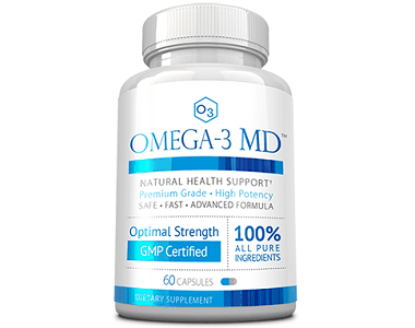 Approved Science Omega-3 MD Review - For Cognitive And Cardiovascular Support