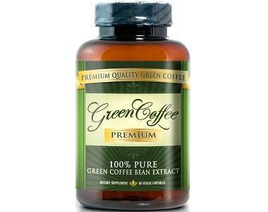 Premium Certified Green Coffee Premium Weight Loss Supplement Review