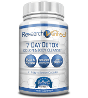 Research Verified 7 Day Detox Review - For Flushing And Detoxing The Colon