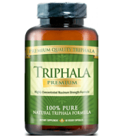 Premium Certified Triphala Premium Review - For Improved Overall Health