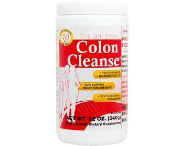 Health Plus Inc Colon Cleanse Review - For Flushing And Detoxing The Colon