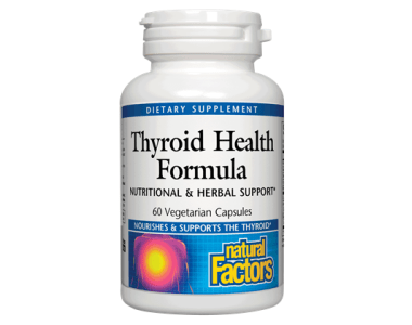 Natural Factors Thyroid Health Formula Review