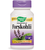Nature's Way Standardized Forskohlii Review