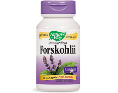 Nature's Way Standardized Forskohlii Weight Loss Supplement Review