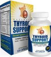 Ultimate Thyroid Support Thyroid Nutrient Complex Review - For Increased Thyroid Support