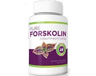 Vitality Max Labs Pure Forskolin Weight Loss Supplement Review