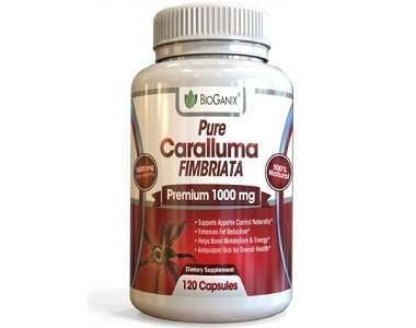BioGanix Pure Caralluma Fimbriata Extract Weight Loss Supplement Review