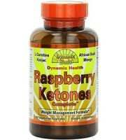 Dynamic Health Raspberry Ketones Complete Review - For Weight Loss