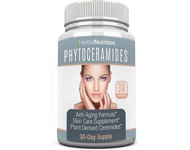 Herbal Nutrition Phytoceramides Review - For Younger Healthier Looking Skin
