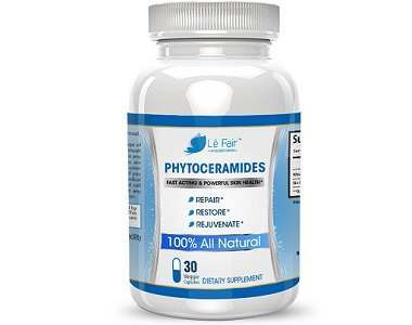 Le Fair Phytoceramides Review - For Younger Healthier Looking Skin