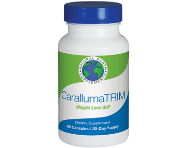 Natural Earth Supplements CarallumaTRIM Weight Loss Suppl