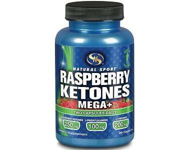 Natural Sport Raspberry Ketones Mega Review - For Weight Loss