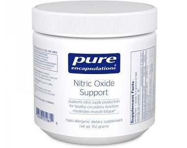 Pure Encapsulations Nitric Oxide Support Review - For Increased Muscle Strength And Performance