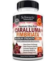 Schwartz Bioresearch Caralluma Fimbriata Extract Review
