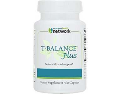 Women's Health Network T-Balance Plus Review - For Increased Thyroid Support