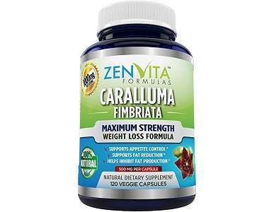 ZenVita Caralluma Fimbriata Review