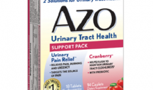 AZO Urinary Tract Health Support Pack Review