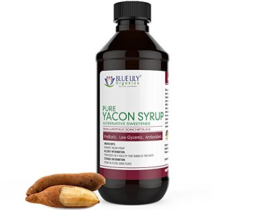 Blue Lily Organics Yacon Syrup Review