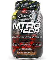 Muscle Tech Nitro-Tech Review - For Increased Muscle Strength And Performance