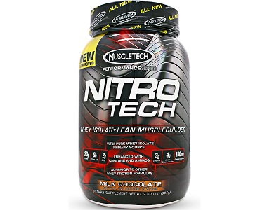 Muscle Tech Nitro-Tech Review