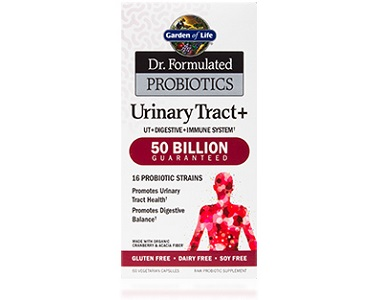 Dr. Formulated Probiotics Urinary Tract Review - For Relief From Urinary Tract Infections