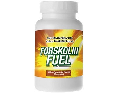 Forskolin Fuel Weight Loss Supplement Review