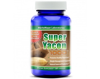 MaritzMayer Laboratories Super Yacon 1000 Review - For Weight Loss