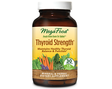 MegaFood Thyroid Strength Review