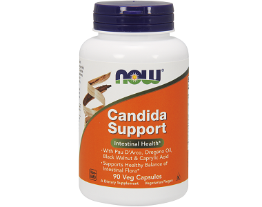 NOW Candida Support Review
