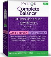 Natrol Complete Balance for Menopause Review - For Symptoms Associated With Menopause
