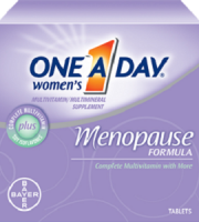 One A Day Women's Menopause Formula Review - For Symptoms Associated With Menopause