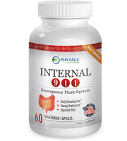 Phytage Internal 911 Review - For Flushing And Detoxing The Colon