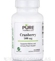 PureFormulas Cranberry Review - For Urinary Tract Infections