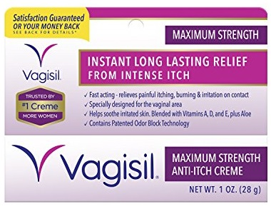 Vagisil for yeast infection Review