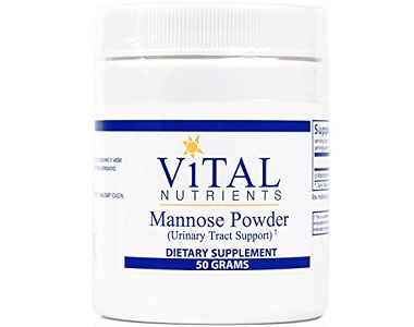 Vital Nutrients Mannose Powder Review - For Relief from Urinary Tract Infections