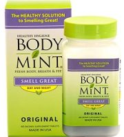 Healthy Hygiene Body Mint Review - For Bad Breath And Body Odor