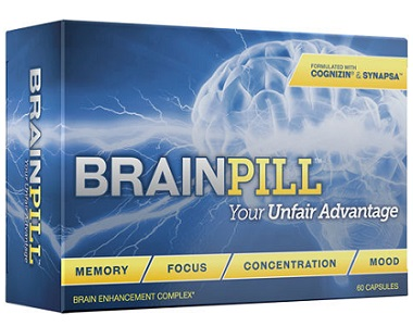 BrainPill Review - For Improved Cognitive Function And Memory