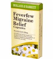 Feverfew Migraine Relief Review