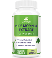 LiveWell Labs Pure Moringa Extract Review - For Weight Loss and Improved Health And Well Being