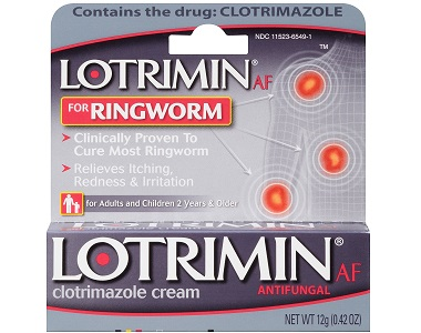 Lotrimin AF Ringworm Cream Review - For Combating Fungal Infections