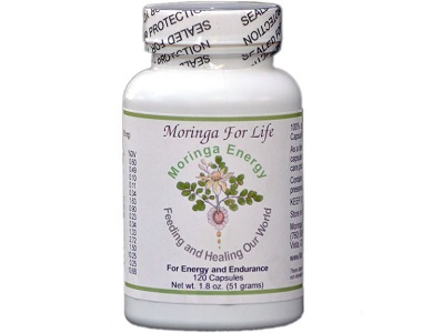 Moringa for Life Moringa Energy Capsules Review - For Weight Loss and Improved Health And Well Being