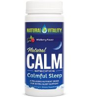 Natural Vitality Natural Calm Review - For Restlessness and Insomnia