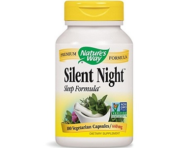 Nature's Way Silent Night Review - For Restlessness and Insomnia
