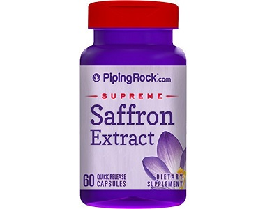 Piping Rock Saffron Extract Review Updated July 2020 Reviewy