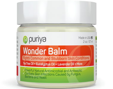 Puriya Wonder Balm Review - For Combating Fungal Infections