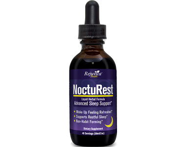 Rejuvica Nocturest Review - For Restlessness and Insomnia