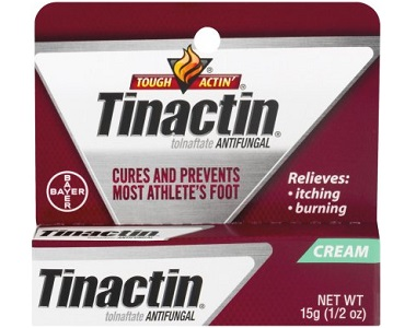 Tinactin Antifungal Cream Review