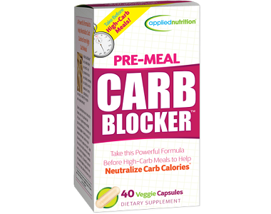 Applied Nutrition Pre-Meal Carb Blocker Weight Loss Supplement Review
